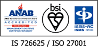 IS726625 / ISO27001